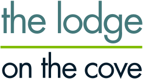 The Lodge on the Cove Logo