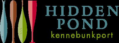 Hidden Pond Logo