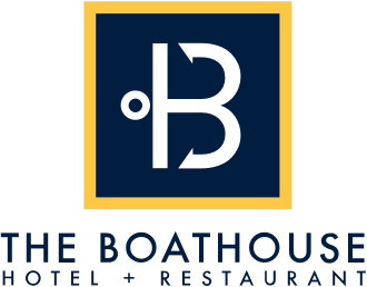 The Boathouse Waterfront Hotel Logo