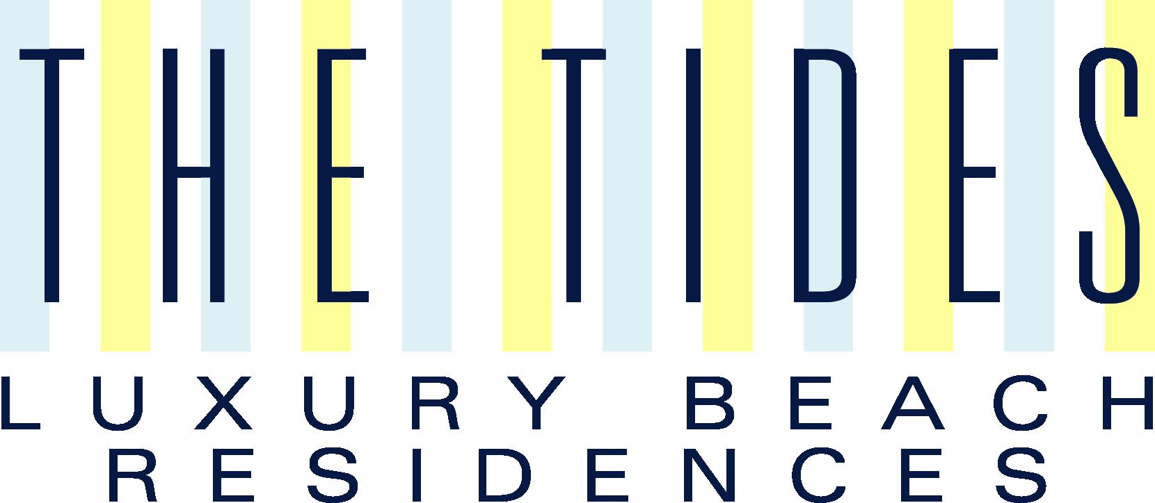 The Tides Luxury Beach Residences Logo
